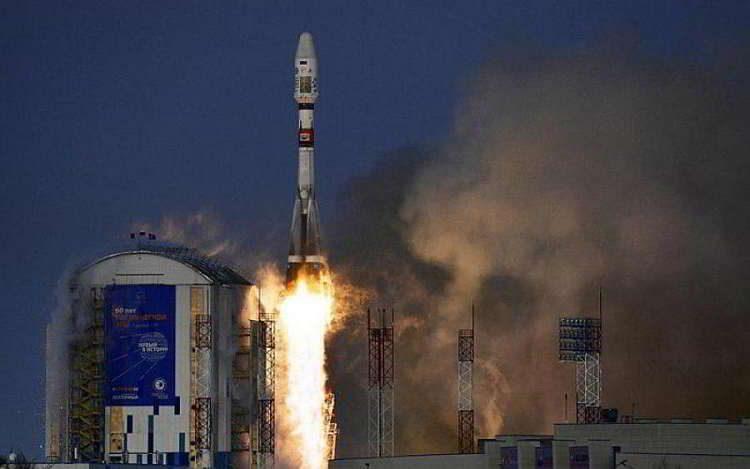 Космонавтика, Новости космоса, космодром Восточный, ракета Союз