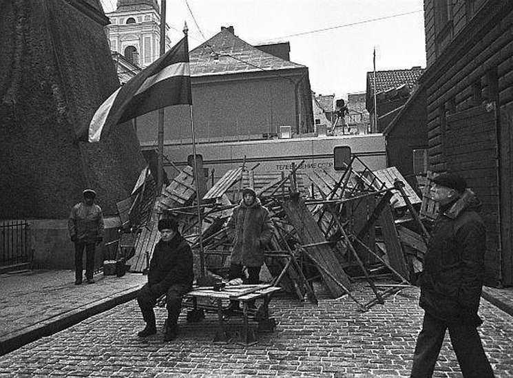 Фишки дня — 20 января, День защитников баррикад в Латвии