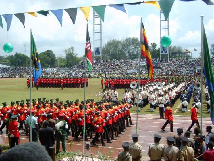 Фишки дня — 12 января, День занзибарской революции, Танзания