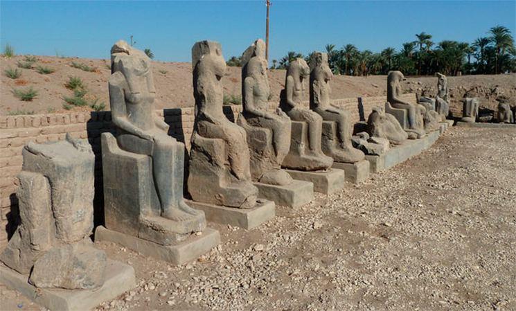 Фишки дня — 7 января, богиня Сехмет, Египет