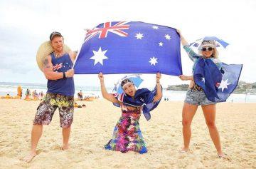 фишки дня, день Австралии