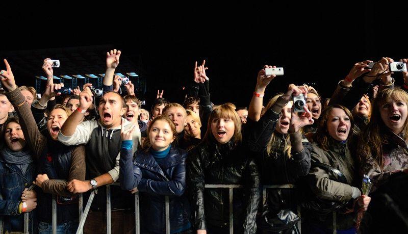 Поклонники Scorpions – о помощи группы в любви и гитаре для Кличко