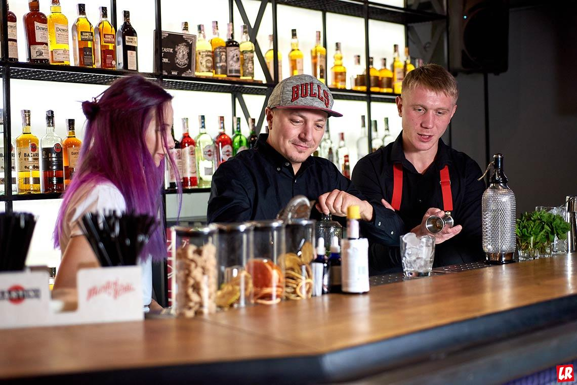 Ресторан Бар Сода Бар Soda bar SODAbar