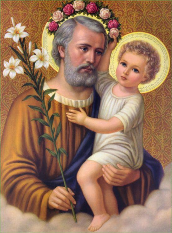 Святой Иосиф, Иосиф Обручник