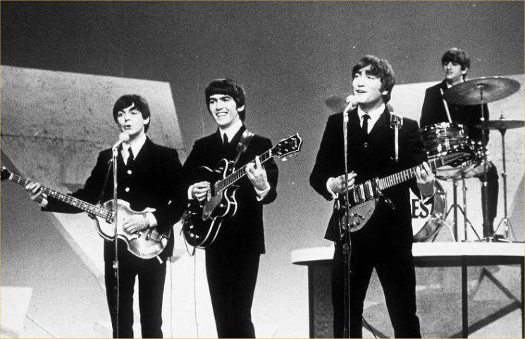 фишки дня - 16 января, день The Beatles