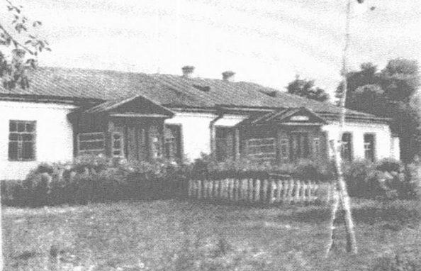 хутор Убежище, Гребинка