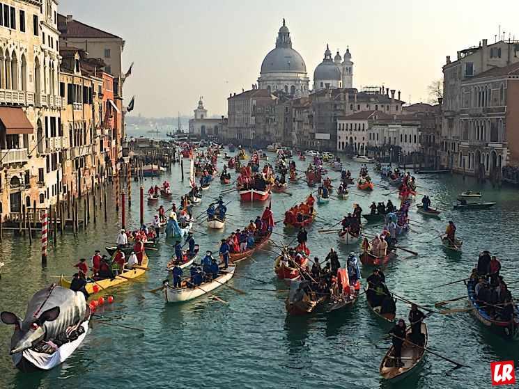 фишки дня - 27 января, Венецианский карнавал