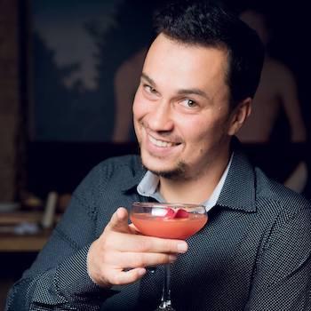 Виталий Маначинский, PR bar, Киев