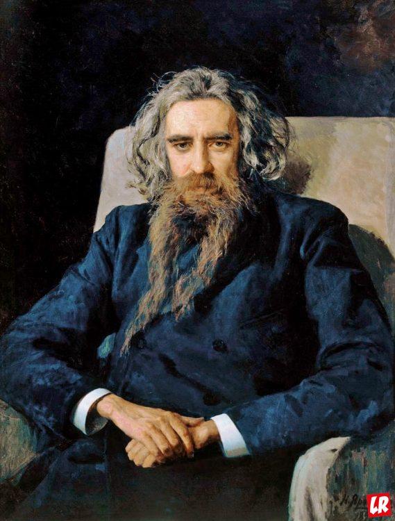 Владимир Соловьев, Портрет, украинский художник, Николай Ярошенко