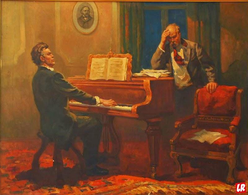 Гулак-Артемовский – первую украинскую оперу слизал у Моцарта и лечил гипнозом