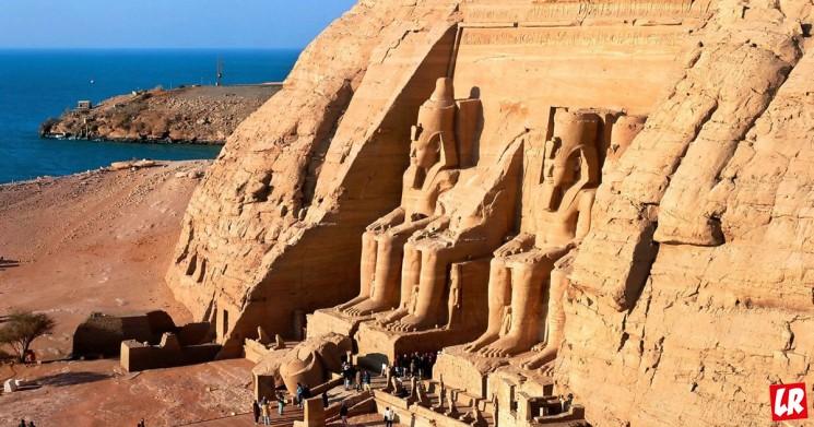 фишки дня - 22 февраля, Абу-Симбел, Фестиваль солнца в Египте, храмы Абу-Симбела