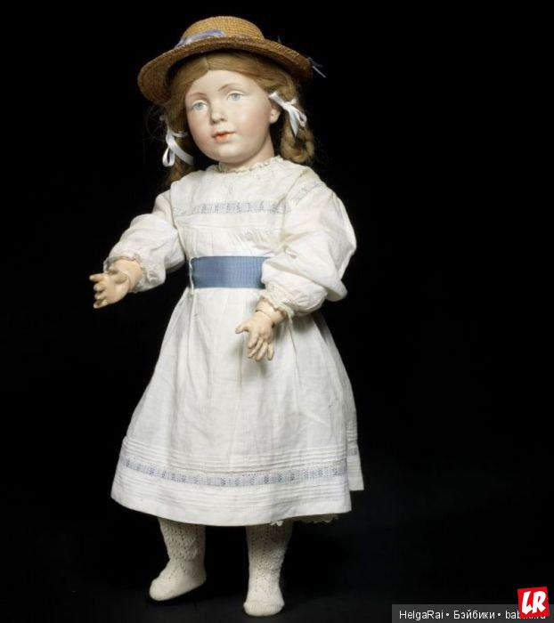 Куклы знаменитостей, антикварная кукла