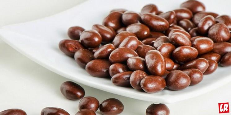 фишки дня - 25 февраля, день арахиса в шоколаде в США