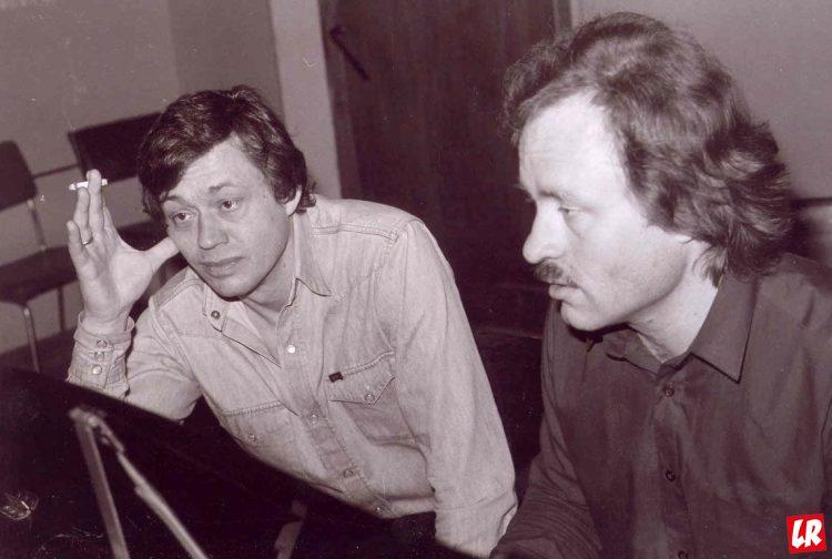 Владимир Быстряков и Николай Караченцев