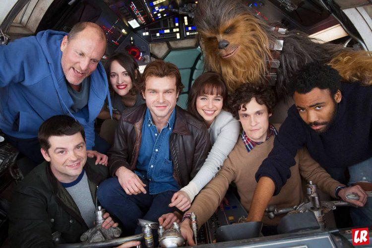 фильмы 2018, Звездные войны, продолжение