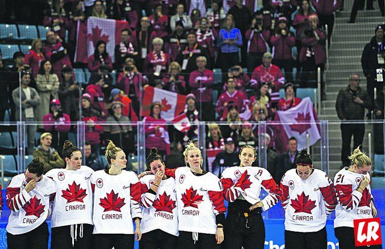 Олимпиада-2018, канада, хоккей
