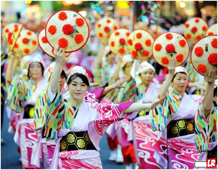 фишки дня - 11 февраля, День основания Японии