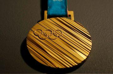 золотая медаль Пхенчхан, медаль Олимпиады
