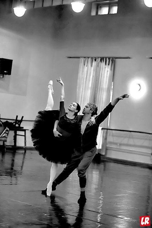 балерина, балет, наталья мацак, репетиция, Голдинг