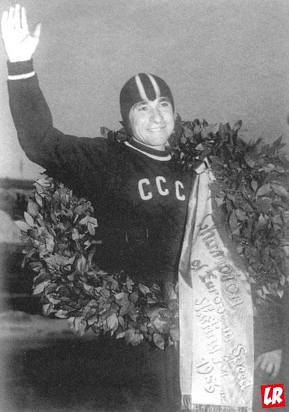 Олег Гончаренко, конькобежец, Олимпиада, история зимних Игр