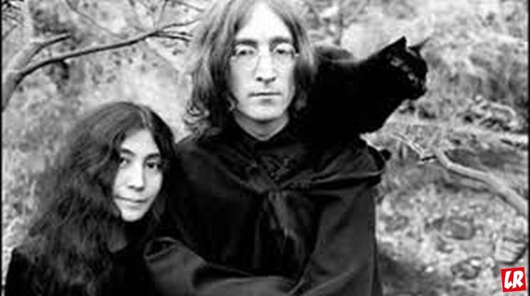 фишки дня, Йоко оно, Джон Леннон
