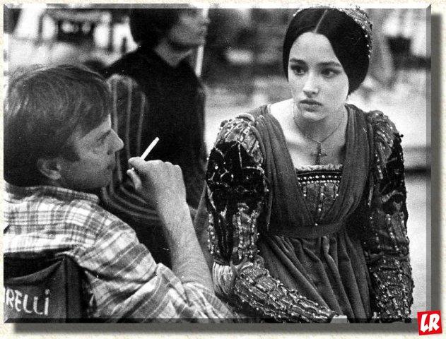 Ромео и Джульетта, Дзеффирелли, за кадром