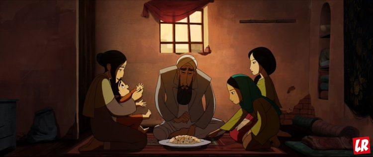 The Breadwinner, фильм Анджелины Джоли, Оскар 2018, анимация, Анита Дорон