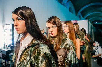 Ukrainian Fashion Week UFW Украинская неделя моды 2018
