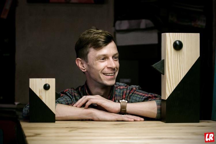 Павел Ветров, дизайнер, Предметный дизайн