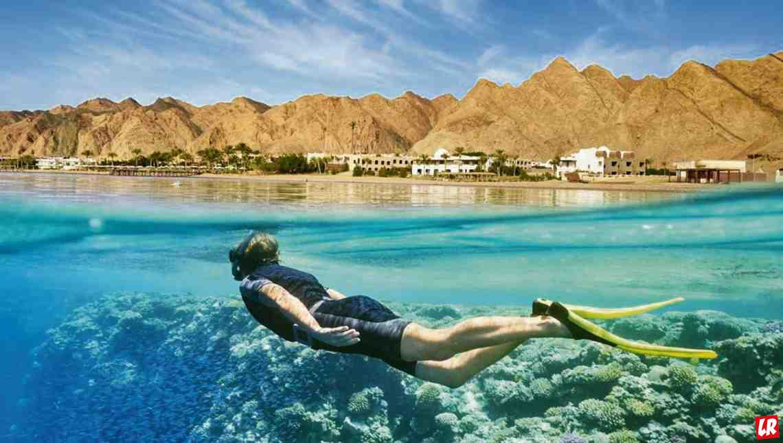 Отдых в Хургаде — в море на лошадях и мини-Мальдивы