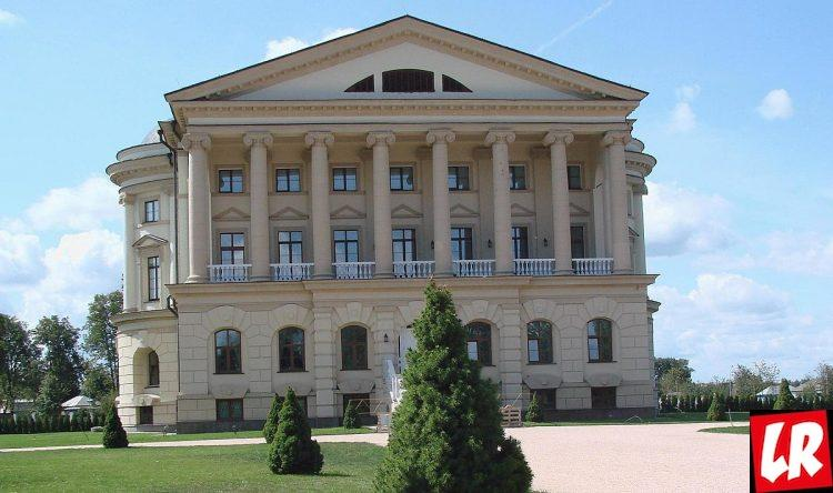 Кирилл Разумовский, дворец в Батурине