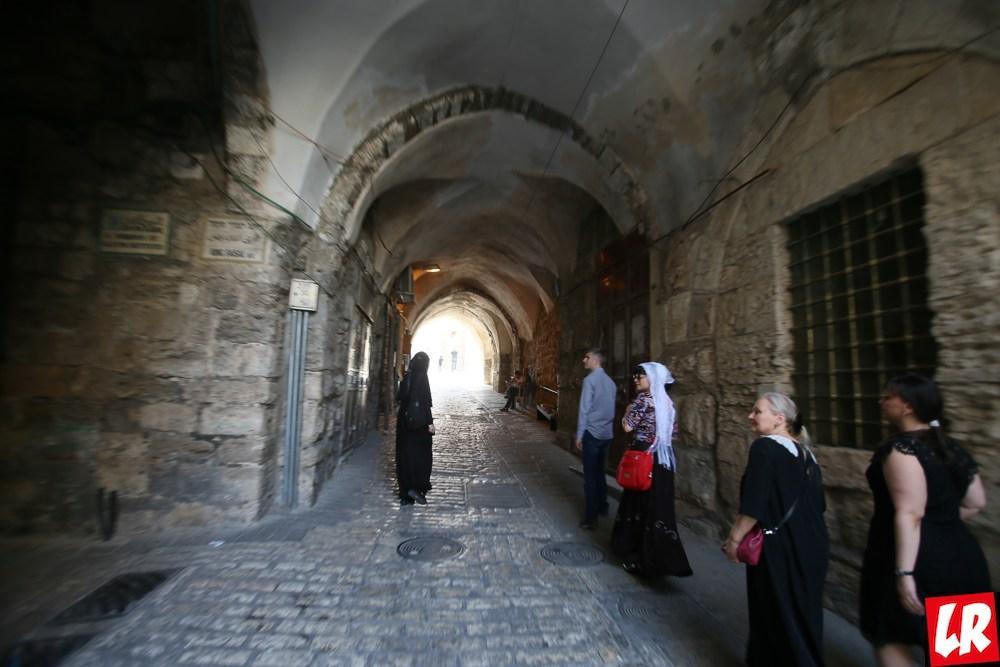 Иерусалим – суд над Христом и ошибка Иуды