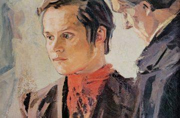 шевченко, юный поэт, кобзарь