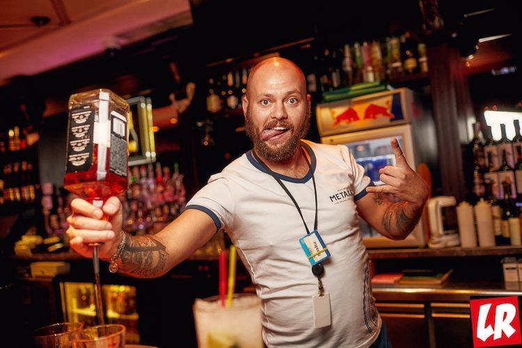 Caribbean Club, Киев, бармен, виски