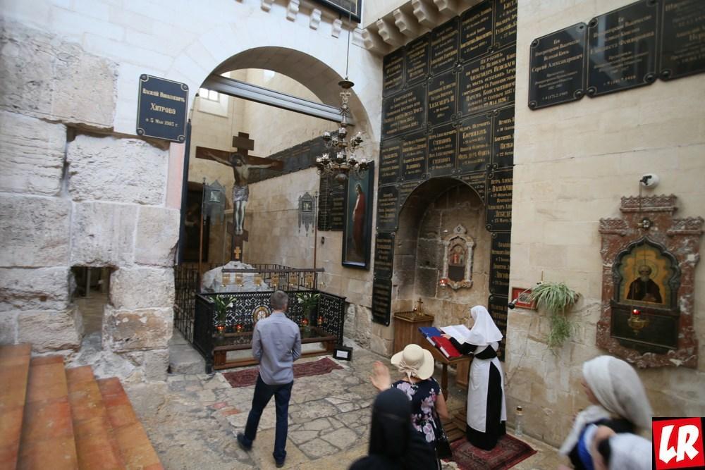 Путь Христа и украинки – Александровское подворье в Иерусалиме