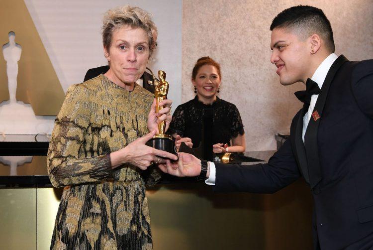 Оскар-2018, Фрэнсис МакДорманд, лучшая актриса