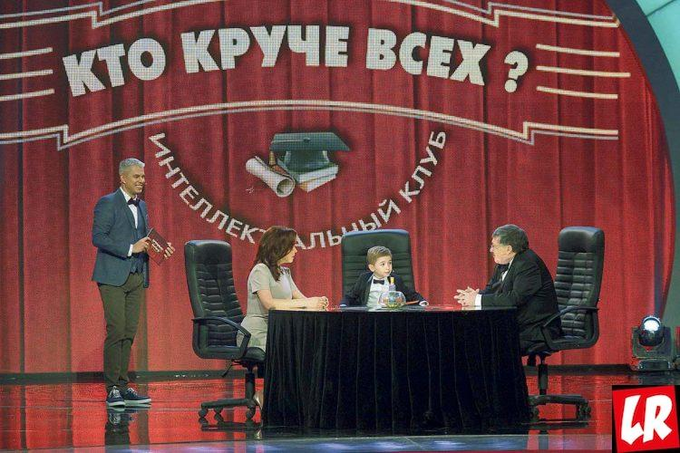 Борис Бурда, шоу Круче всех, Интер, знатоки