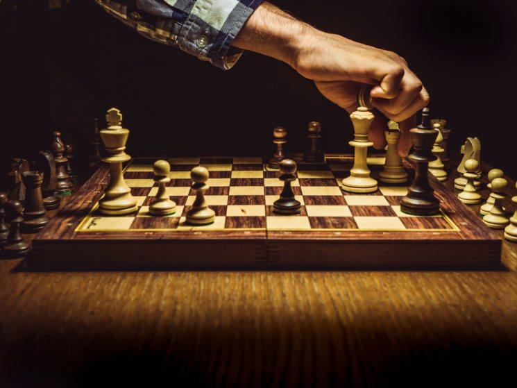 добиться цели, цель, победа, игра, шахматы, психология