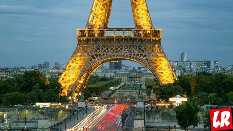 фишки дня - 31 березня, день открытия Эйфелевой башни, открытие Эйфелевой башни, Эйфелева башня