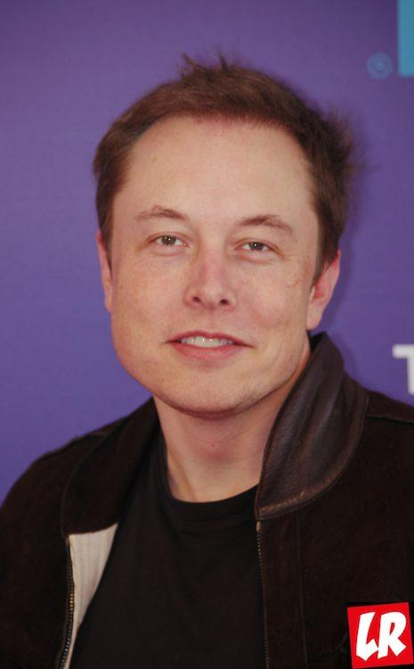 Илон Маск, портрет
