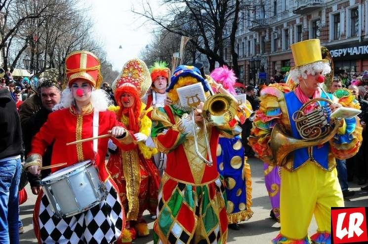 фишки дня - 1 апреля, День смеха, День дурака, Юморина Одесса