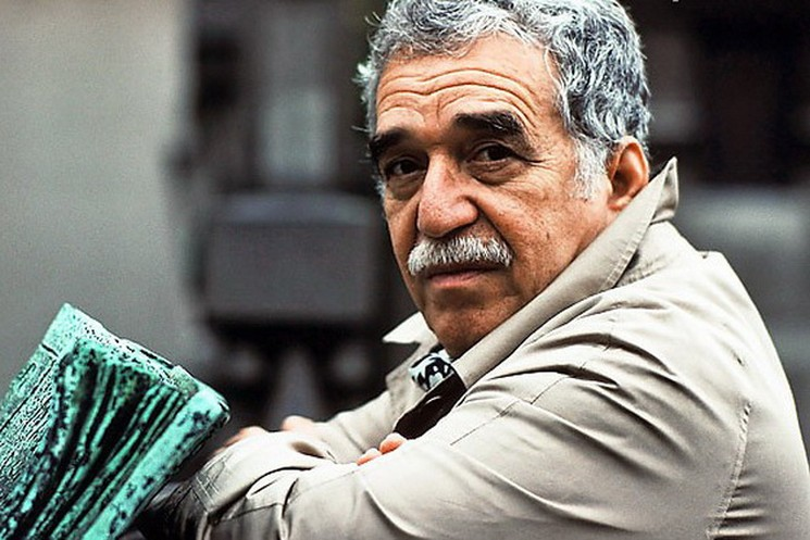 фишки дня, Габриэль Гарсиа Маркес