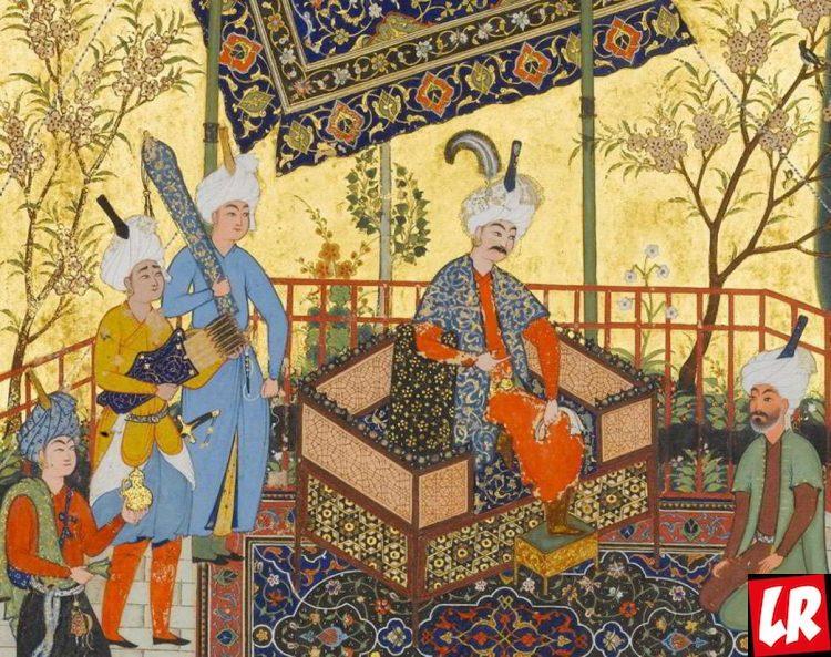 Хосров I Ануширван
