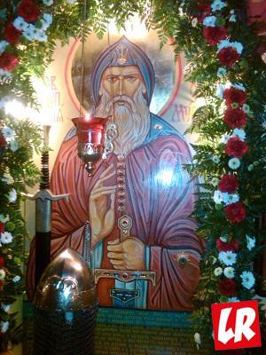 Илья Муромец, икона, Собор преподобных отцов Киево-Печерских