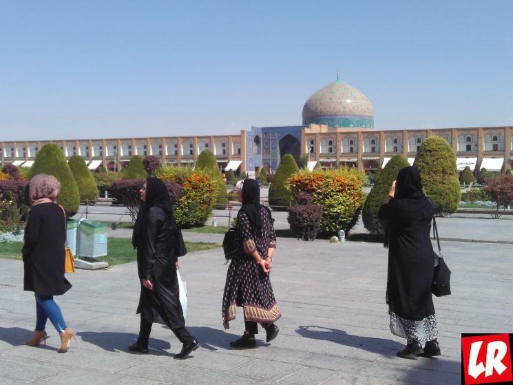 Иран, Исфахан, отпуск летом 2018, отдых летом, куда поехать летом
