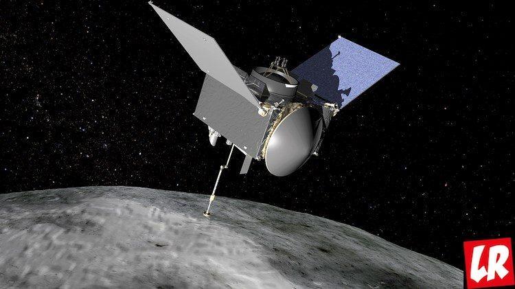 астероид Бенну