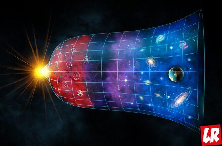 теория большого взрыва, беда достопочтенный