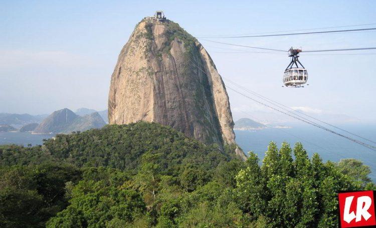 Сахарная Голова — гора в Рио-де-Жанейро