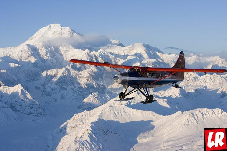 Путеводитель по Аляске, воздушное такси
