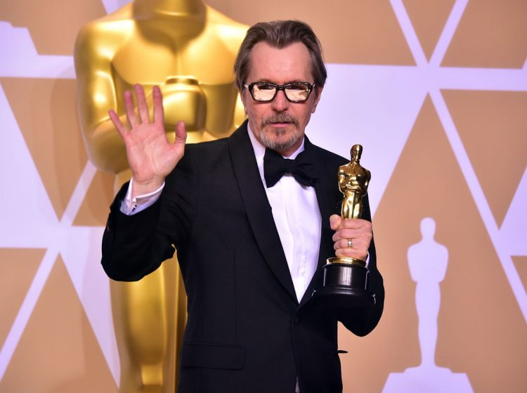Gary Oldman, Оскар-2018, Гэри Олдмен, AFP, лучший актер